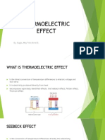 THERMOELECTRIC EFFECT.pptx