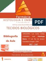 03 - Tecidos Biológicos FARMÁCIA