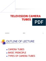 Camera Tubes n