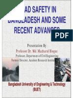 Road Safety Bangladesh Adv
