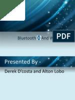 WiFi & Bluetooth Isas