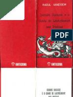 Raoul Vaneigem - Isidore Ducasse e o Conde de Lautreamont Nas Poesias Antigona 1980