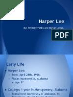 harper lee presentation