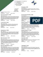 March-April 2014 Class Catalog Richmond Eng