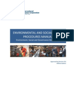 Environmental & Social Review Procedures Manual