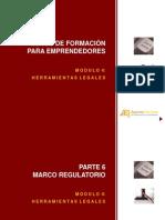 SAN JUAN - ARGENTINA. MARCO LEGAL. LA EMPRESA Y SUS RELACIONES JURÍDICAS (Resumen ejecutivo)