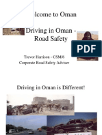 Road safety - Omaan