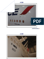 Photos du premier Airbus A 380 d'Air France
