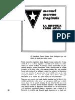 Moreno Fraginals La Historia Como Arma