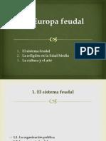 La Europa feudal