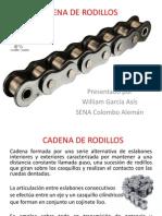 Cadena de Rodillos