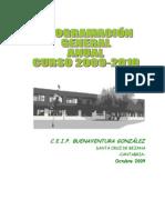P.G.A. 2009-2010