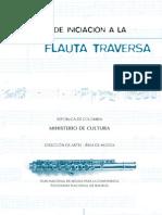 Guia de Iniciacion a La Flauta Travesera