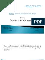 45550963 Banques Et Marche Monetaire en PPT