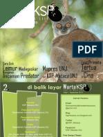 Warta KSP Edisi 1, September 2013