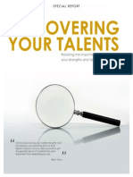 Discovering Your Talents_assessment- Brian Tracy