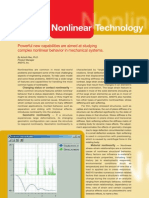 Nonlinear Ansys Technology