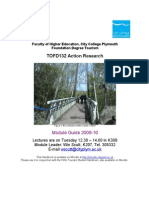 City College Plymouth Action Research Module Guide 2009-10