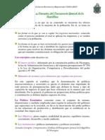 Presupuesto General de La Republica Flujo