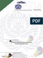 Format LPJ Kepanitiaan BEM FTUI 2013