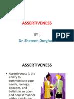 Assertiveness Bridge