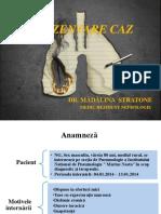 Prezentare Caz Pneumologie