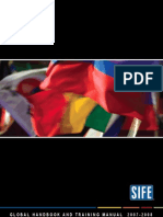 Global Handbook and Training Manual 07-08