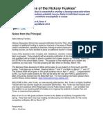 February-March 2014 Newsletter
