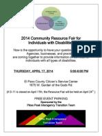 041714 PPITT annual Resource Fair