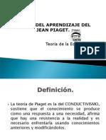 Aplicacion de Piaget
