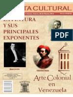Revista Cultural Siglo XIX en VenezuelaII