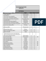 GCU March 2014 Contents