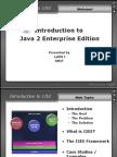 J2EE Intro