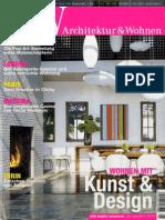 Architektur & Wohnen (November 2008)