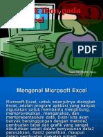 Menu & Ikon Pada MS Excel2