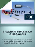 1 Sensores de Ph