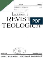 Revista Teologica 1-2-1946