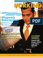 Alberto Gonzales Files -networking summer05 indd ushcc com-networking summer 05