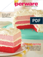 2014 Tupperware Mid March Brochure US English