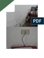Canalizacion de Cables de Red