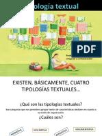 Tipologías textuales_ 7º Básico