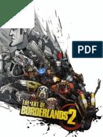 Art of Borderlands 2 Sample