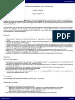 Contenido Cont ISO 27001 IL