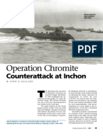 Inchoen Landing - Military Review Must Read