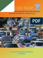 Inpres tentang Road Safety National Program