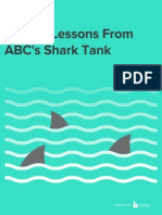 5 Sales Lessons From ABC Shark Tank