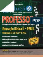 Apostila Concurso 2013 Professor II