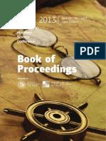 IMSC2013 Proceedings