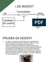 04 - Prueba Mosfet