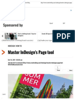 Master InDesign's Page Tool | InDesign | Creative Bloq